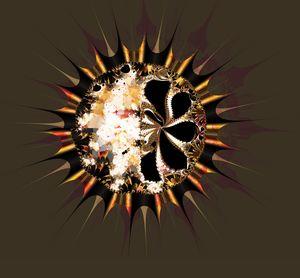 Biomorphing Sphere