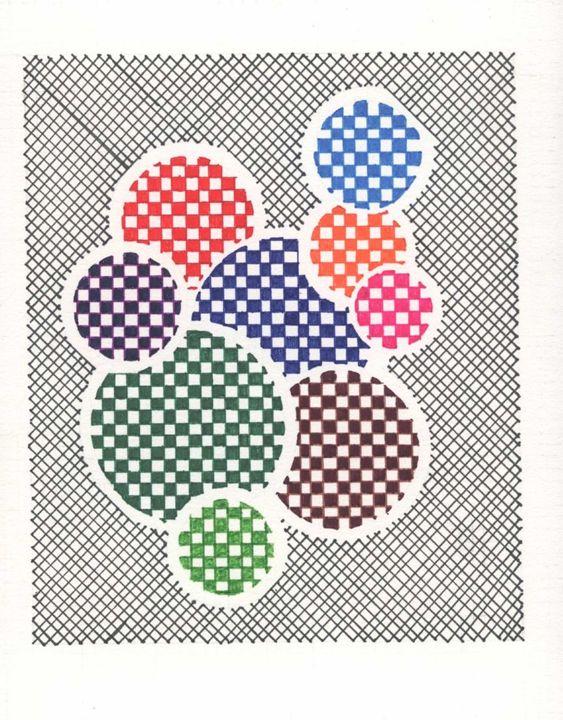circle grid - veeralinndot