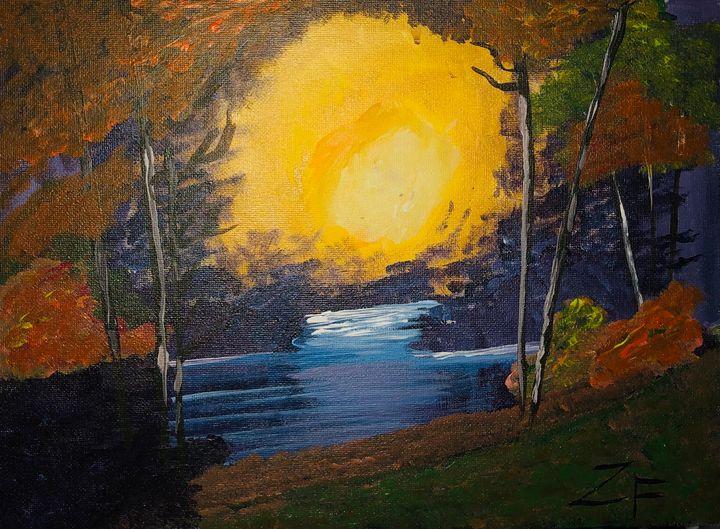 Sunset - ZF art