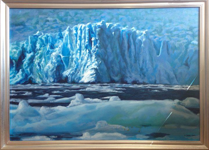 Ventisquero - Patagonia