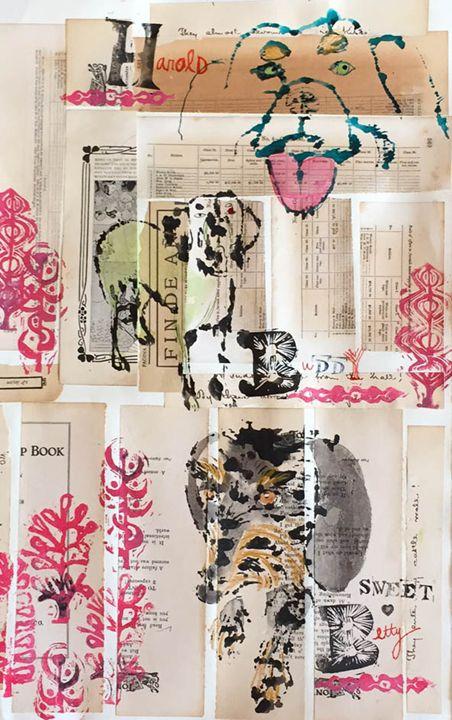 Three Buddies - Karen Stanton Gallery