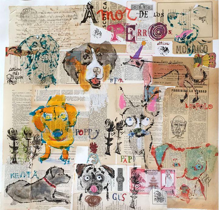 Amor de los Perros - Karen Stanton Gallery