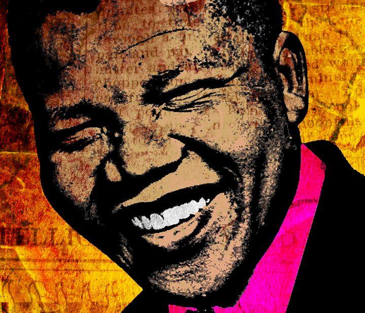 NELSON ROLIHLAHLA MANDELA - IMPACTEES STREETWEAR ARTWORKS