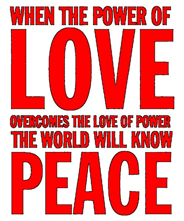 """When the power of love overcomes... - IMPACTEES STREETWEAR ARTWORKS"