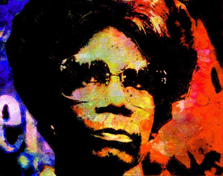 Shirley Chisholm 2 - IMPACTEES STREETWEAR ARTWORKS