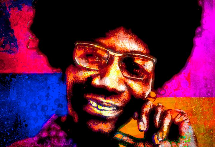 SHIRLEY CHISHOLM 3 - THE GRIFFIN PASSANT STREETWORK