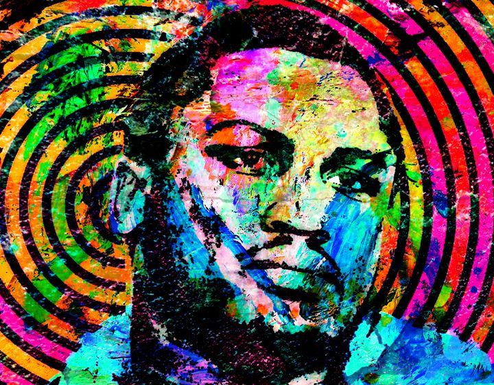 JOE FRAZIER 3 - IMPACTEES STREETWEAR ARTWORKS