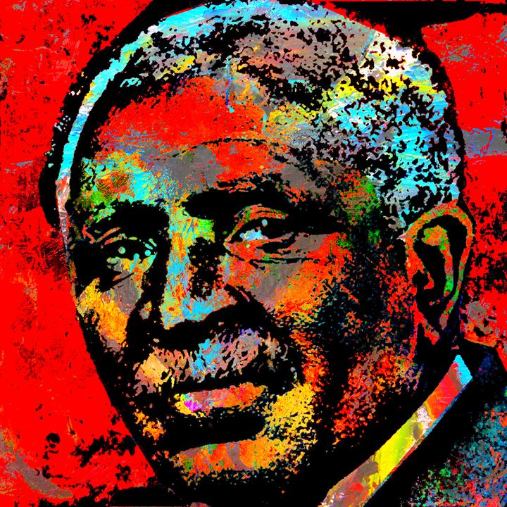 GEORGE WASHINGTON CARVER - THE GRIFFIN PASSANT STREETWORK