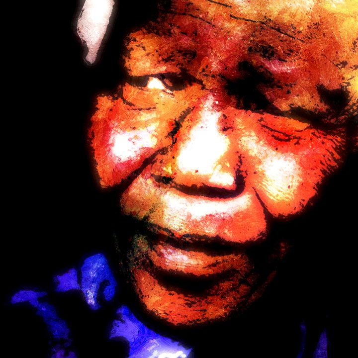 MANDELA - THE GRIFFIN PASSANT STREETWORK