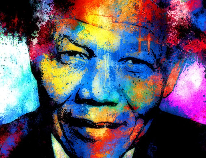 MANDELA-2 - IMPACTEES STREETWEAR ARTWORKS