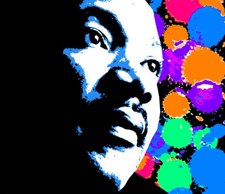 MLK - IMPACTEES STREETWEAR ARTWORKS