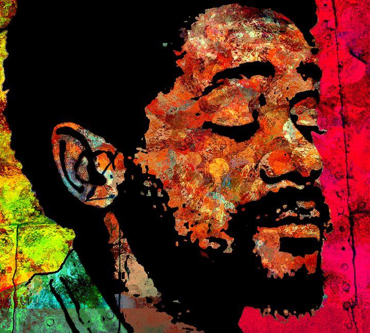BOBBY SEALE 2 - IMPACTEES STREETWEAR: ARTWORKS
