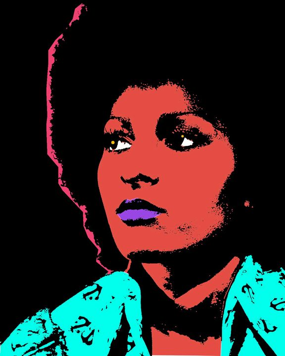 FOXY BROWN - IMPACTEES STREETWEAR ARTWORKS