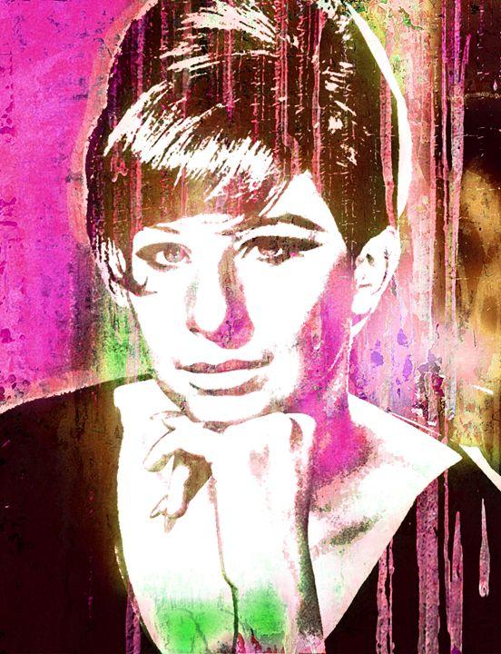 Barbara Streisand - IMPACTEES STREETWEAR ARTWORKS