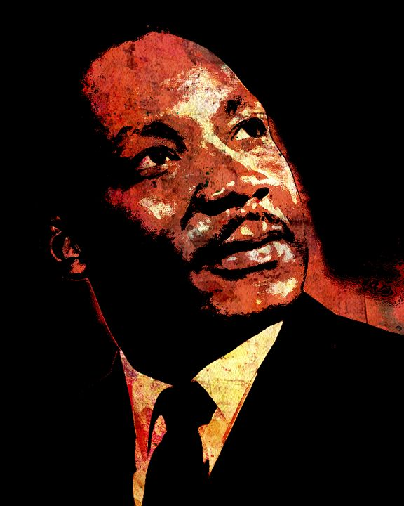 MLK JR 4 - IMPACTEES STREETWEAR: ARTWORKS
