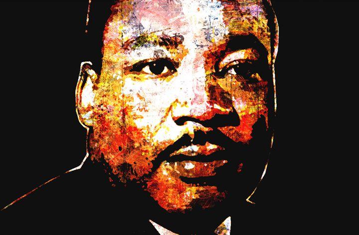 MLK JR - IMPACTEES STREETWEAR ARTWORKS