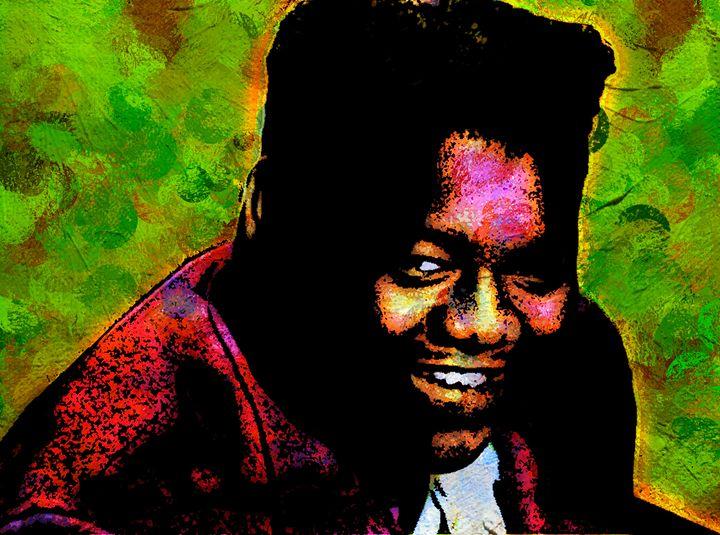 Fats Domino - IMPACTEES STREETWEAR ARTWORKS
