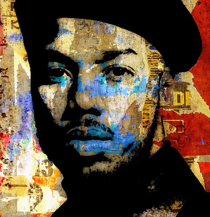 MICHAEL B. JORDAN 2 - IMPACTEES STREETWEAR: ARTWORKS