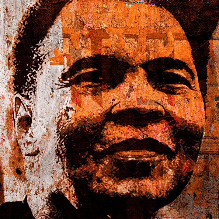 Muhammad Ali - IMPACTEES STREETWEAR ARTWORKS