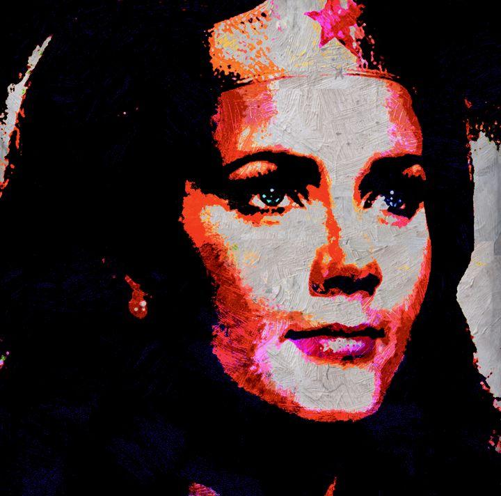 WONDER WOMAN - IMPACTEES STREETWEAR: ARTWORKS