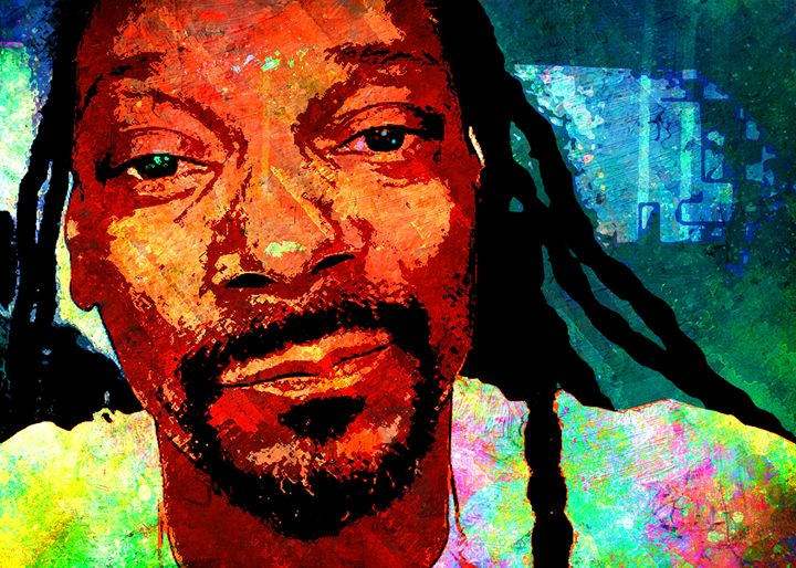 SNOOP DOGG 2 - IMPACTEES STREETWEAR ARTWORKS