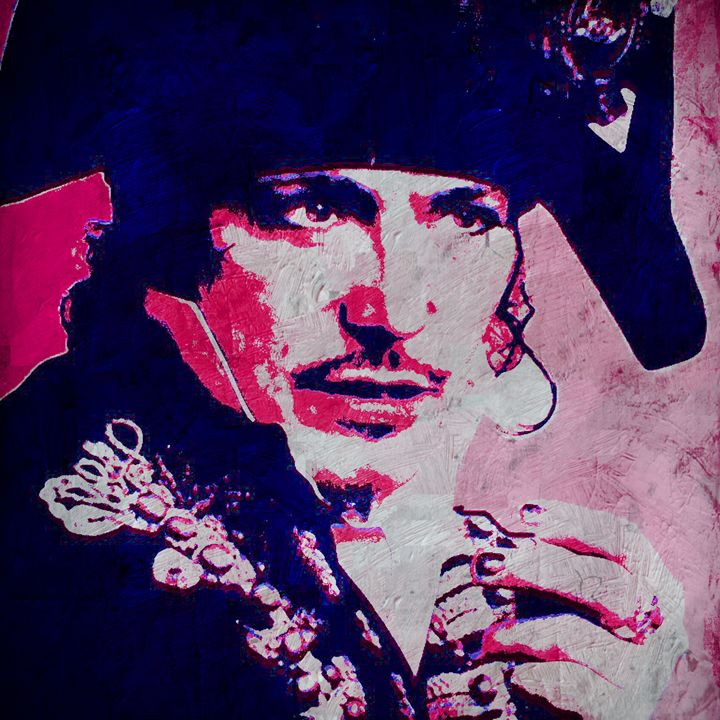 ADAM ANT - THE GRIFFIN PASSANT STREETWORK