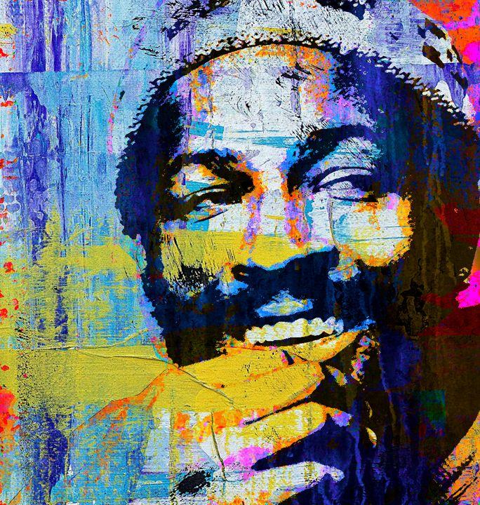 MARVIN GAYE - IMPACTEES STREETWEAR ARTWORKS