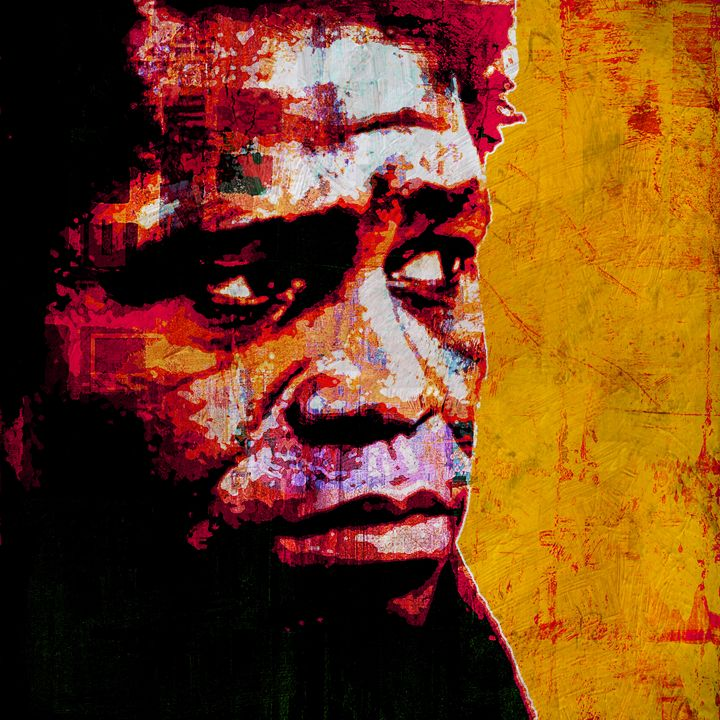 JAMES BROWN 2 - IMPACTEES STREETWEAR ARTWORKS