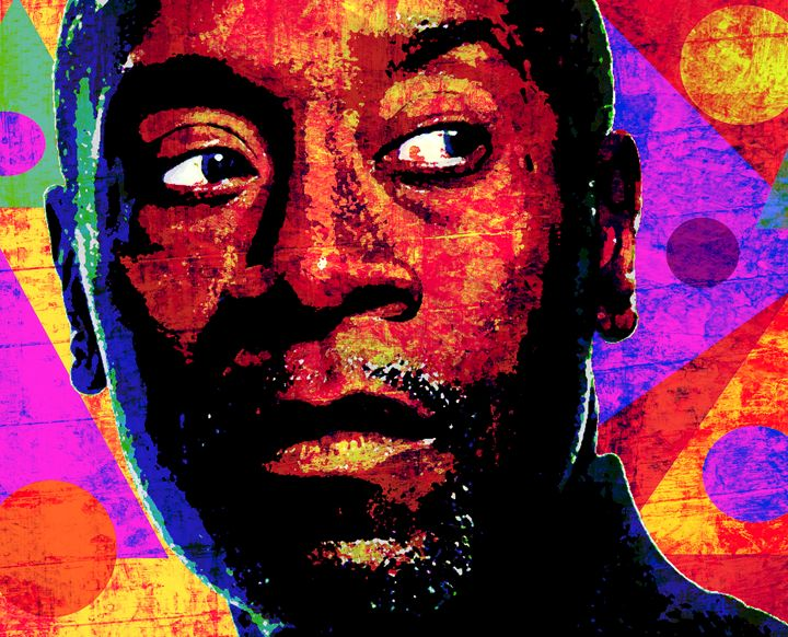 DON CHEADLE - IMPACTEES STREETWEAR ARTWORKS