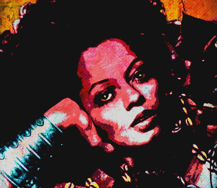 DIANA ROSS - THE GRIFFIN PASSANT STREETWORK