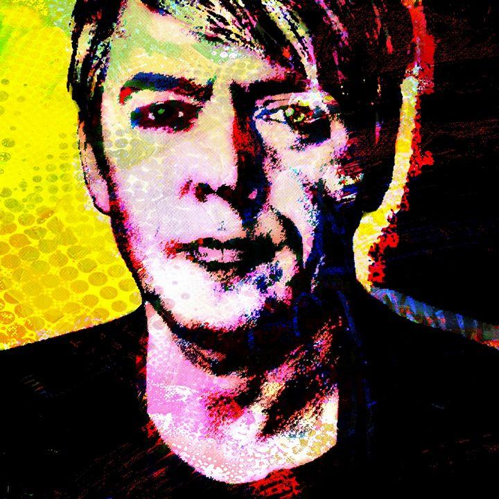 Nick Rhodes - IMPACTEES STREETWEAR ARTWORKS
