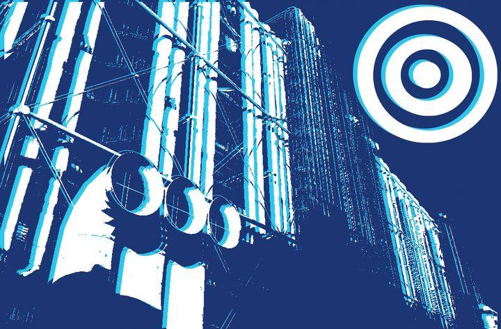 Centre Georges Pompidou 2 - IMPACTEES STREETWEAR ARTWORKS