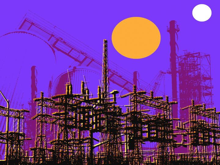 ELECTRIC TRANSMISSION LINES 3 - IMPACTEES STREETWEAR ARTWORKS
