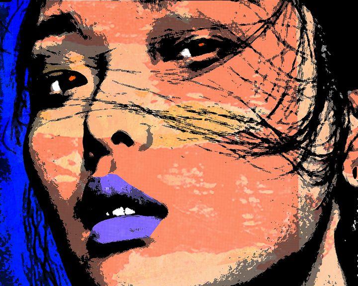 MODERN WOMAN-BRAVE NEW WORLD 8 - IMPACTEES STREETWEAR ARTWORKS