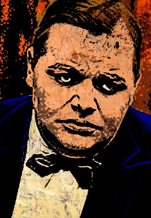 """Fatty"" Arbuckle - IMPACTEES STREETWEAR ARTWORKS"