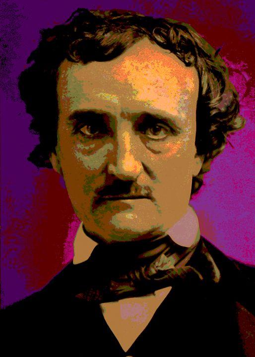 Edgar Allan Poe - IMPACTEES STREETWEAR: ARTWORKS