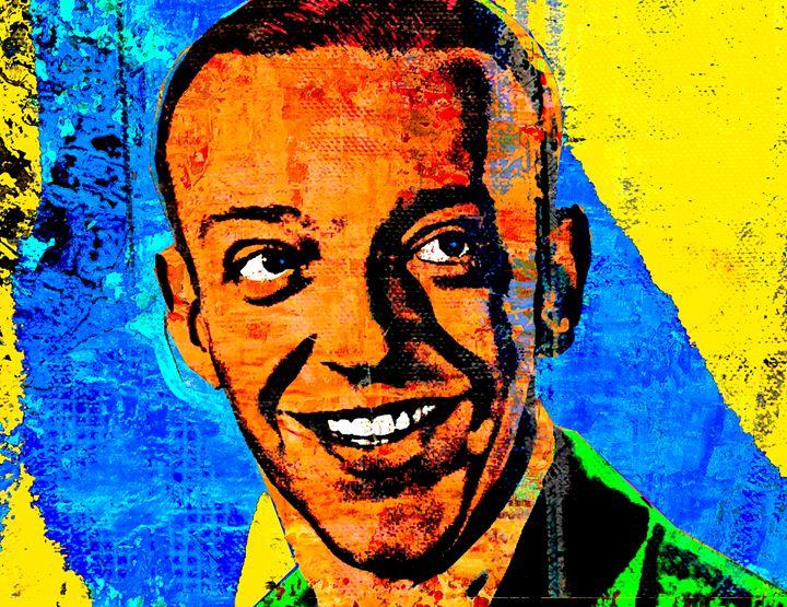 Fred Astaire - IMPACTEES STREETWEAR: ARTWORKS