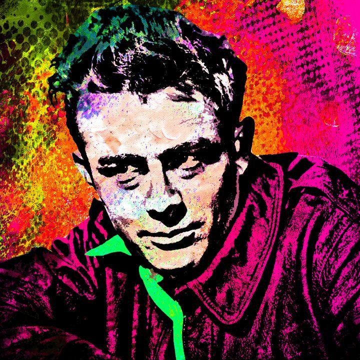 JAMES DEAN 5 - IMPACTEES STREETWEAR ARTWORKS