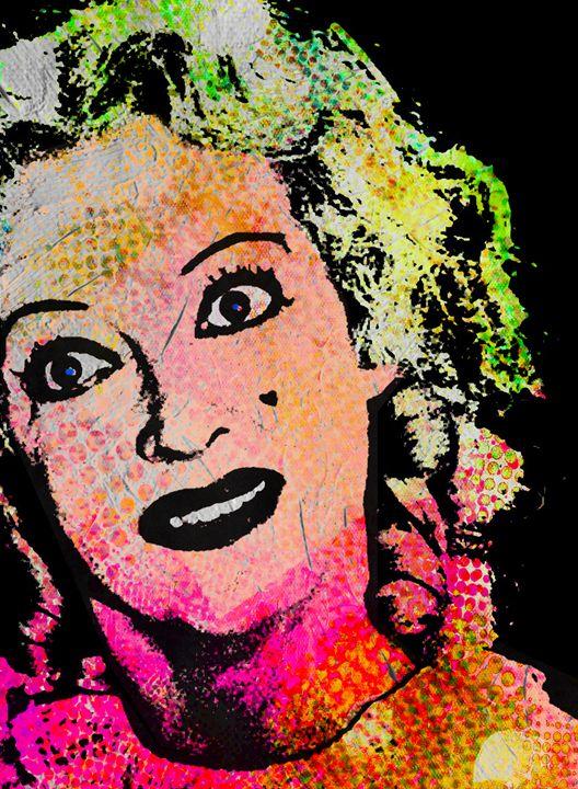 BABY JANE HUDSON - IMPACTEES STREETWEAR ARTWORKS