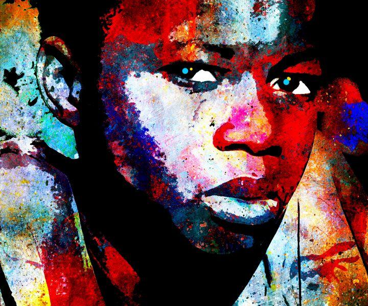 CHILDREN OF POVERTY-ZIMBABWE - IMPACTEES STREETWEAR: ARTWORKS