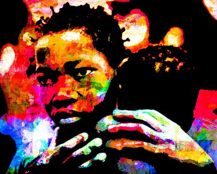 CHILDREN OF WAR CONGO - IMPACTEES STREETWEAR: ARTWORKS