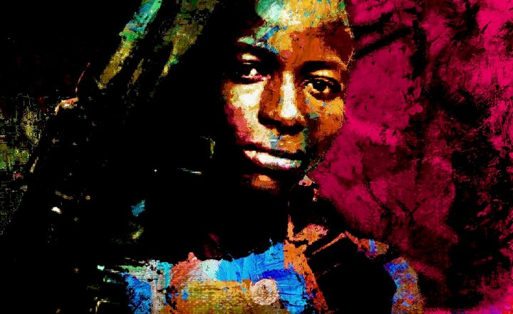 CHILDREN OF WAR SIERRA LEONE - IMPACTEES STREETWEAR: ARTWORKS
