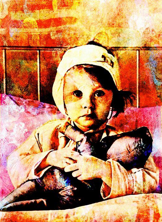 CHILDREN OF WAR 1940 - IMPACTEES STREETWEAR: ARTWORKS