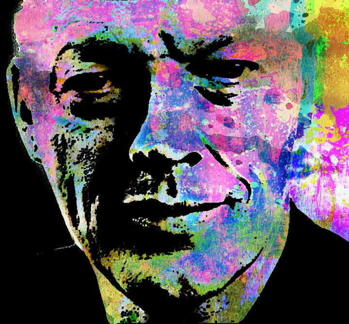 DAVID GILMOUR - IMPACTEES STREETWEAR ARTWORKS