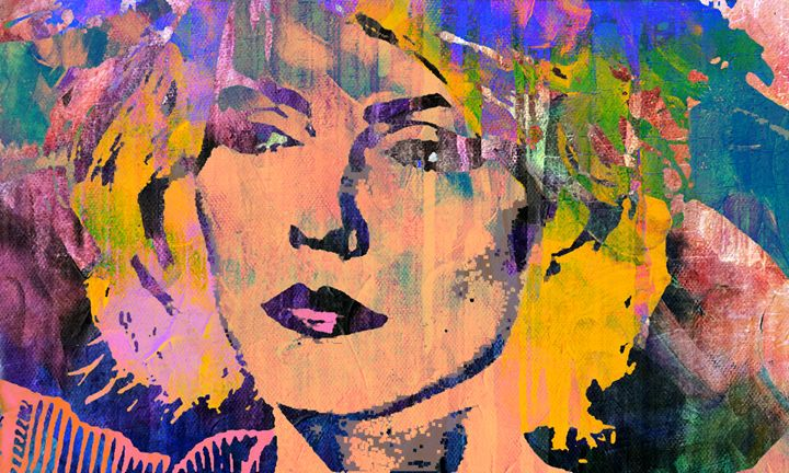 DEBBIE HARRY 4 - IMPACTEES STREETWEAR ARTWORKS