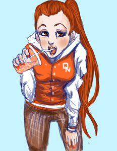 Orange is Me