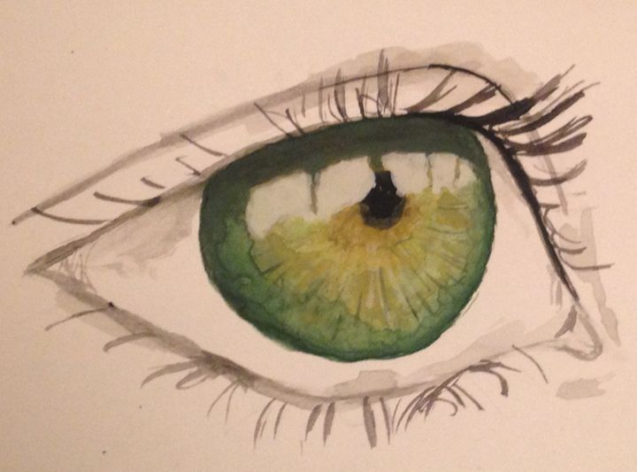 Optic Hazel - Art by Nichole