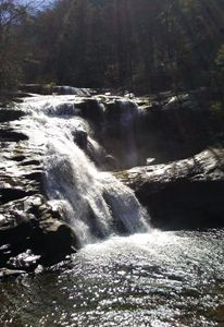 Water Fall, Tellico,TN