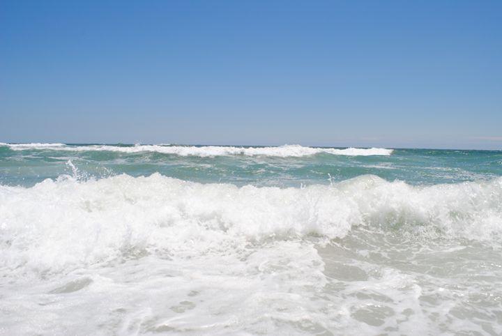 Ocean Waves - Kathy's Place