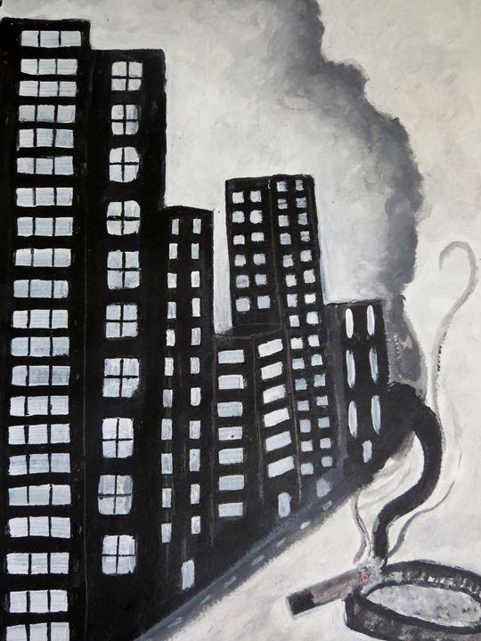 City n Cigarettes - Ayla-Tree